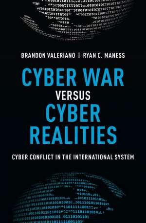 Cyber War versus Cyber Realities imagine