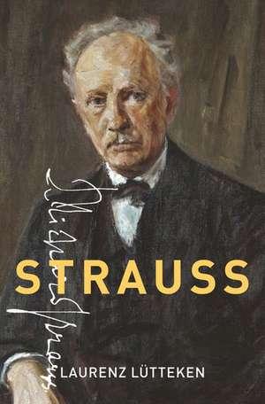 Strauss de Laurenz Lütteken