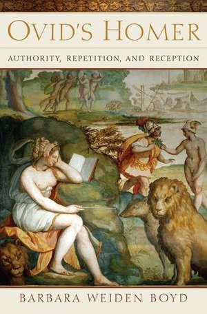 Ovid's Homer