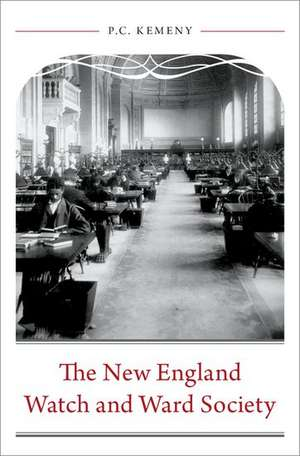 The New England Watch and Ward Society imagine