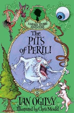Measle: The Pits of Peril! de Ian Ogilvy