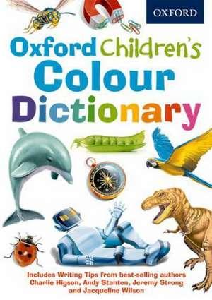 Oxford Children's Colour Dictionary de  Oxford Dictionaries