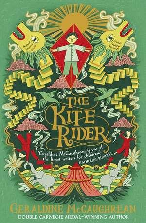 The Kite Rider de Geraldine McCaughrean