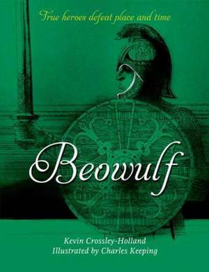Beowulf de Kevin Crossley-Holland