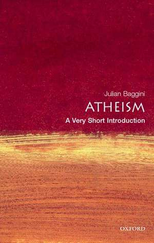 Atheism: A Very Short Introduction imagine