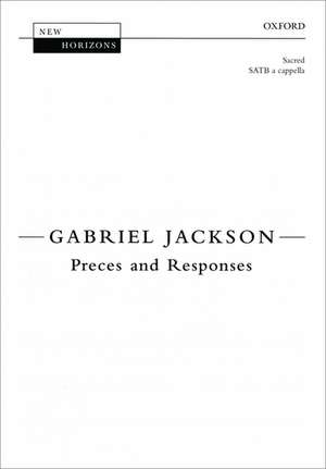 Preces and Responses de Gabriel Jackson