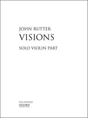 Visions de John Rutter