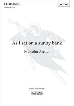 As I sat on a sunny bank de Malcolm Archer