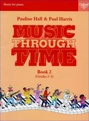 Music through Time Piano Book 2 de Paul Harris