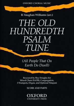 The Old Hundredth Psalm Tune de Ralph Vaughan Williams