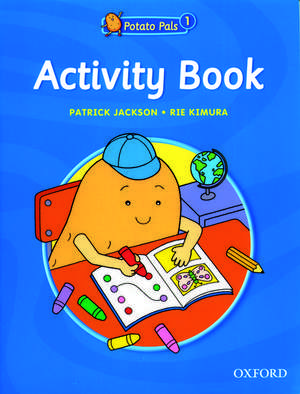 Potato Pals 2: Activity Book de Patrick Jackson