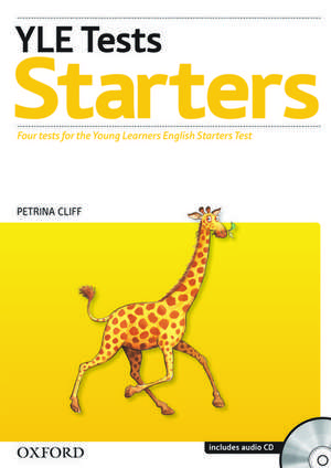 Cambridge Young Learners English Tests: Starters: Student's Pack