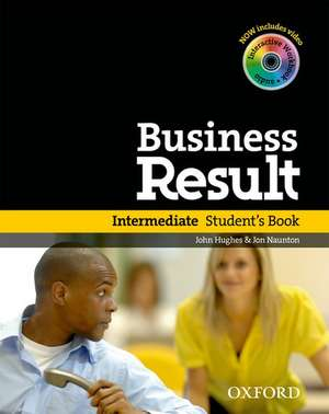Business Result: Intermediate: Student's Book Pack with DVD-ROM