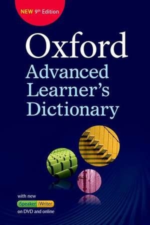 Oxford Advanced Learner's Dictionary: Paperback + DVD + Premium Online Access Code