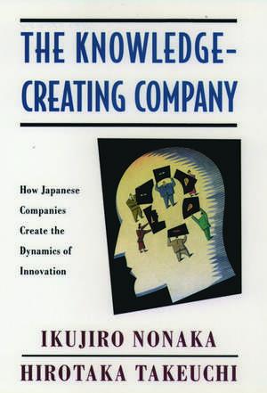 The Knowledge-Creating Company imagine