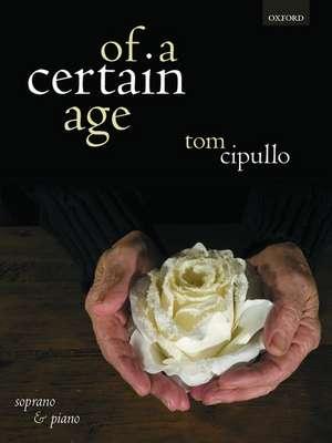 Of a Certain Age de Tom Cipullo