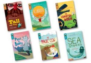Oxford Reading Tree TreeTops Greatest Stories: Oxford Level 8-9: Mixed Pack de Jeanne Willis