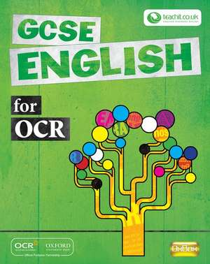 GCSE English for OCR Student Book