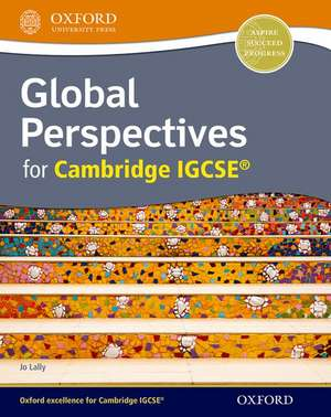 Global Perspectives for Cambridge IGCSE®