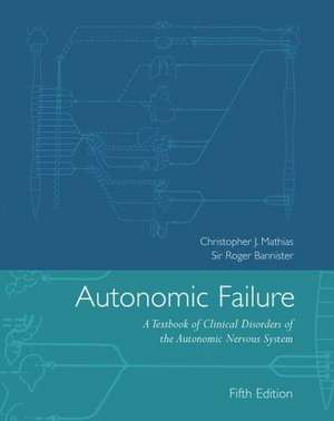 Autonomic Failure