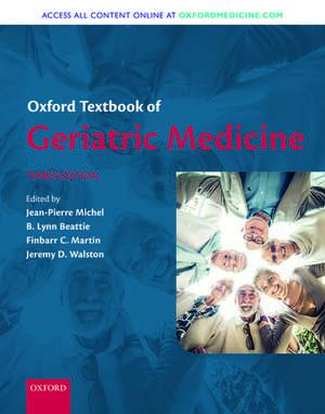 Oxford Textbook of Geriatric Medicine imagine