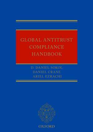 Global Antitrust Compliance Handbook de D. Daniel Sokol