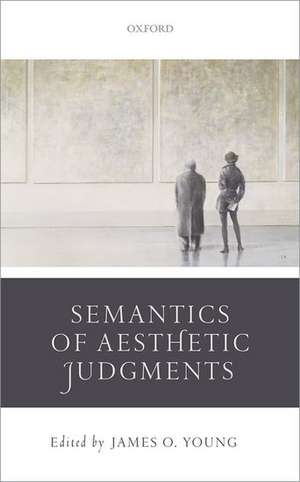 Semantics of Aesthetic Judgements