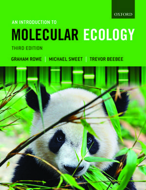 An Introduction to Molecular Ecology imagine