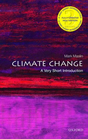 Climate Change: A Very Short Introduction de Mark Maslin
