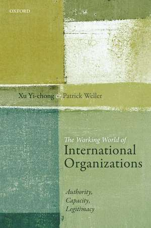 The Working World of International Organizations