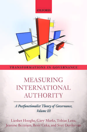 Measuring International Authority