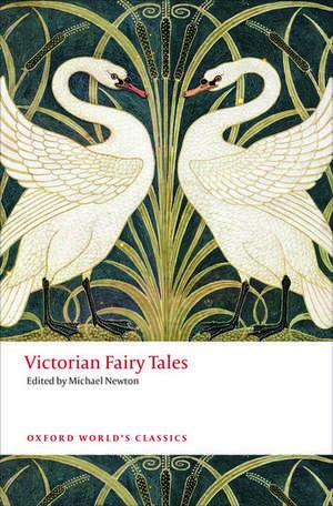 Victorian Fairy Tales de Michael Newton