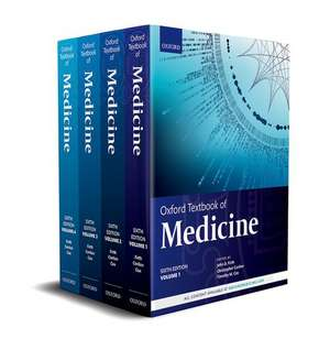 Oxford Textbook of Medicine de John Firth