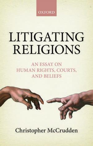 Litigating Religions