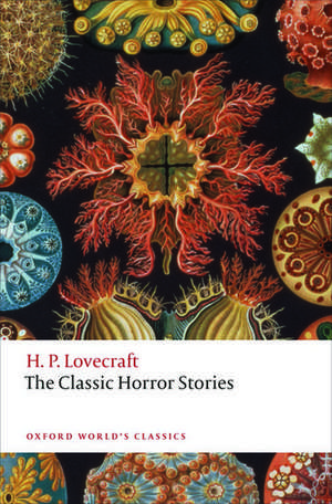 The Classic Horror Stories de H. P. Lovecraft