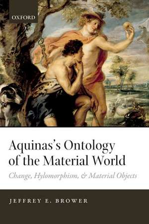 Aquinas's Ontology of the Material World