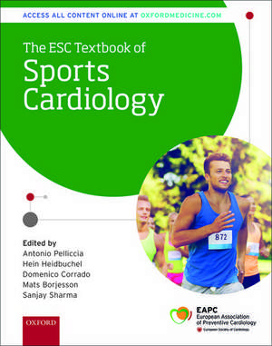 The ESC Textbook of Sports Cardiology imagine