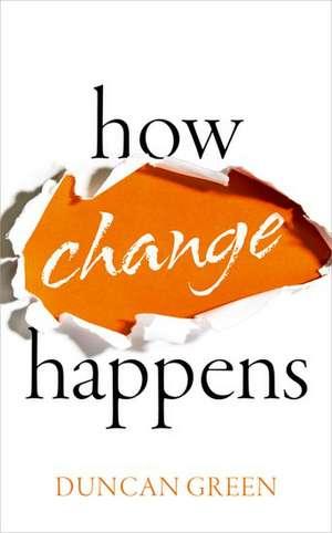 How Change Happens de Duncan Green