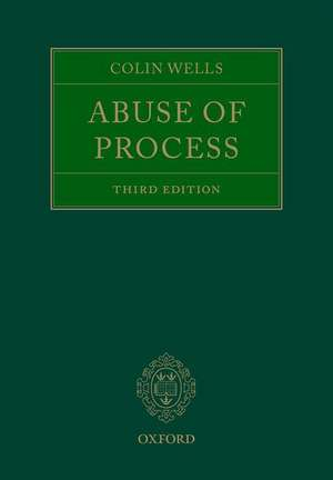 Abuse of Process
