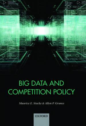 Big Data and Competition Policy imagine