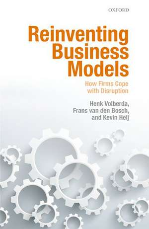 Reinventing Business Models