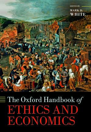 The Oxford Handbook of Ethics and Economics imagine