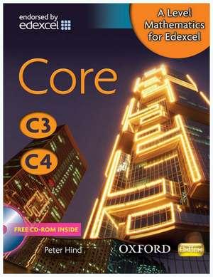 A Level Mathematics for Edexcel: Core C3/C4