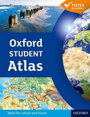 Oxford Student Atlas 2012