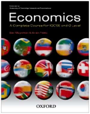 Economics de Dan Moynihan