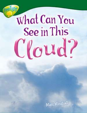 Oxford Reading Tree: Level 12: Treetops Non-Fiction: What Can You See in This Cloud?