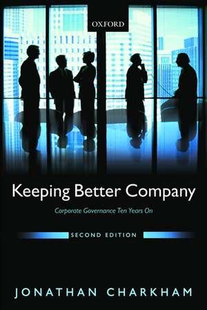 Keeping Better Company
