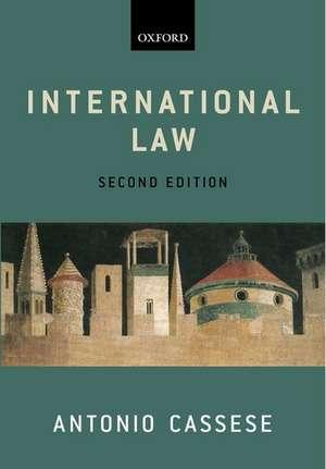 International Law de Antonio Cassese