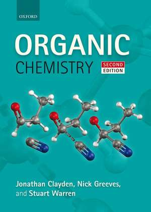 Organic Chemistry de Jonathan Clayden