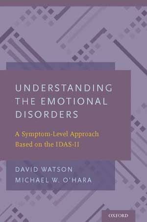Understanding the Emotional Disorders
